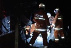 Two women, two girls killed in early morning blaze in Sarawak
