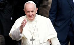Pope calls for negotiations over Caucasus flare-up