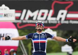 Frenchman Alaphilippe wins road race gold medal at world championships