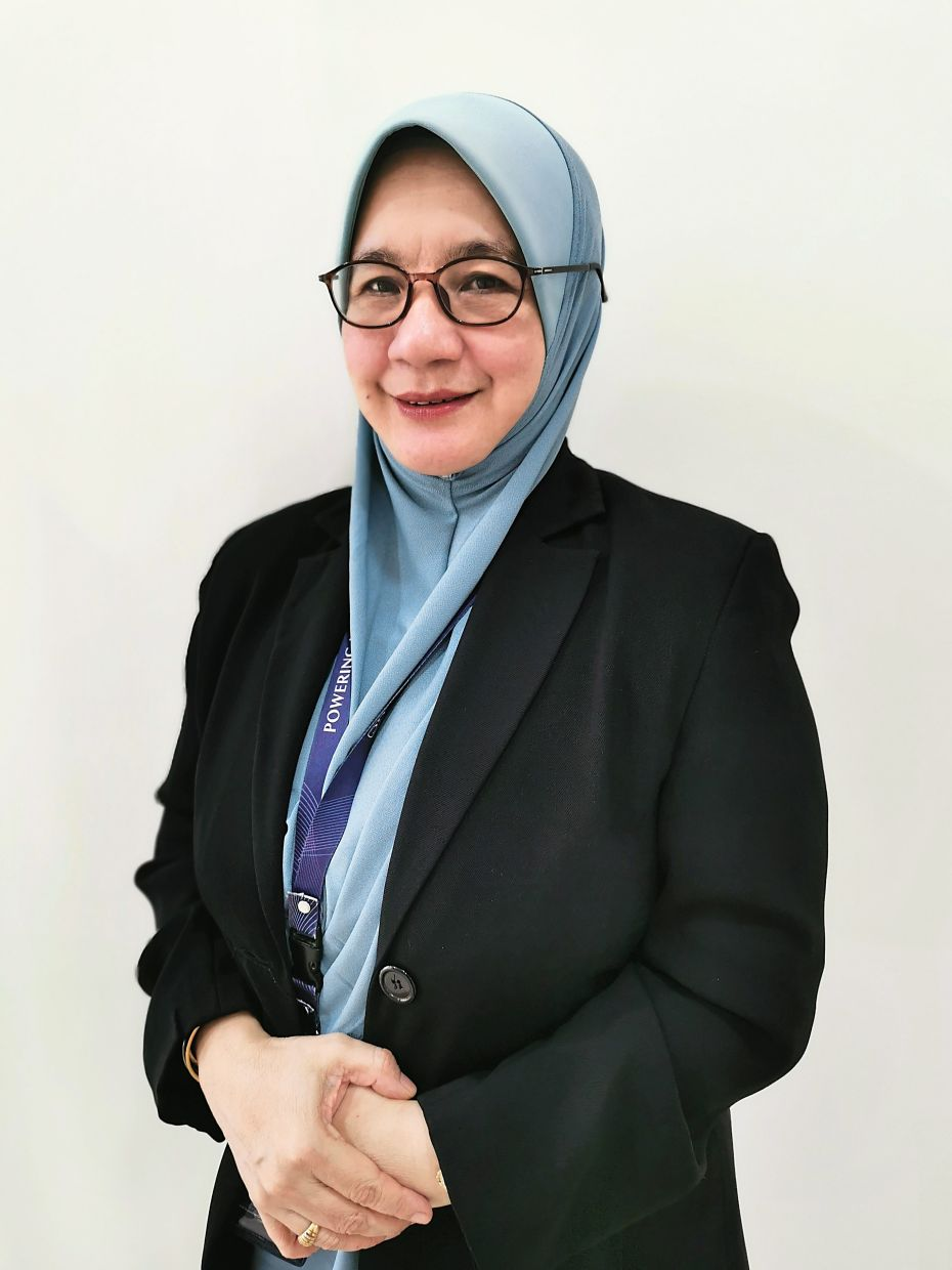 Wan Faizah: CGC's products and services can help SMEs get their businesses back on track.