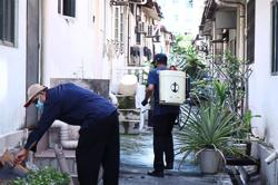 Concerted efforts to curb dengue spread