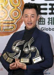 Actor Raymond Lam welcomes first child