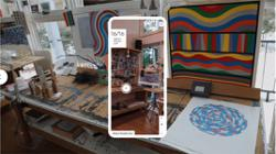 Experience the minimalist art of Sol LeWitt through this free app
