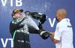 Triumphant Bottas tells his critics to get lost