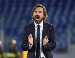 Pirlo says Juventus are work in progress after Roma draw