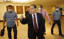 New Sabah CM swearing-in to take place on Tuesday (Sept 29), says state Information Dept