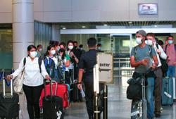 Malaysia Airports further easing screening of passengers from Sabah