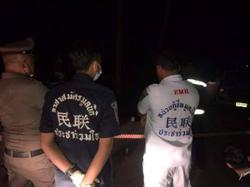 Ex-lover suspected of killing 4 in shooting rampage at wedding reception in Thailand