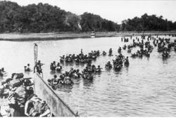 The British Indian Army's fight during the Japanese Occupation of Malaya