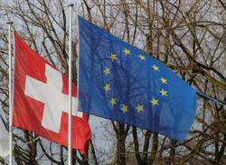 After referendum win, Swiss face dilemma over stalled EU treaty
