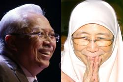 Annuar Musa: 'Adorable' of Wan Azizah to love her husband so much she only remembers his name