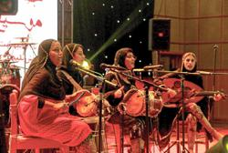 All-women Iranian band struggles to break through