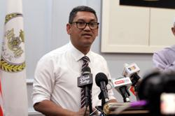 Covid-19: Perak MB tests negative but to undergo home quarantine