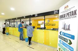 Land office nets RM12mil under parcel rent scheme