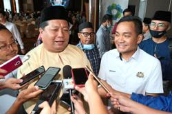 Johor govt finalising budget for next year