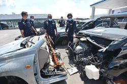 Syndicate preying on luxury car owners for prized auto parts