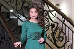 Ayda Jebat taunted by lewd messages online