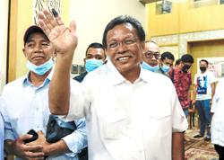 Shafie thanks his supporters