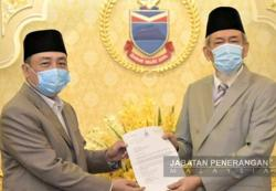 Hajiji set to become new Sabah CM