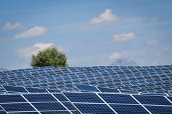 Sun, water and ice: Lithuania tests floating solar power