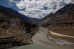 High road at Chilling: India builds Himalayan bridges and highways to match China