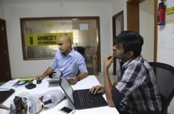 Rights group Amnesty halts India operations, says facing witch-hunt