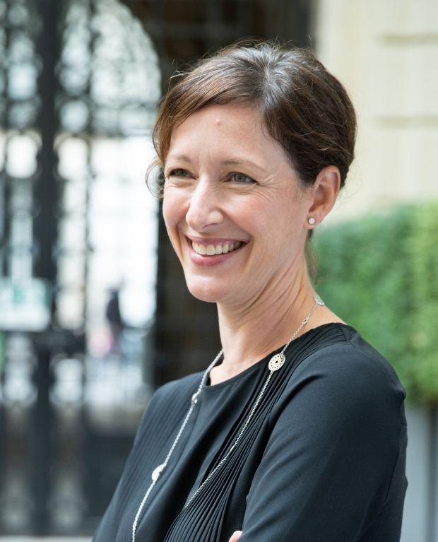 Jane Ambachtsheer, Global Head of Sustainability, BNP Paribas Asset Management.