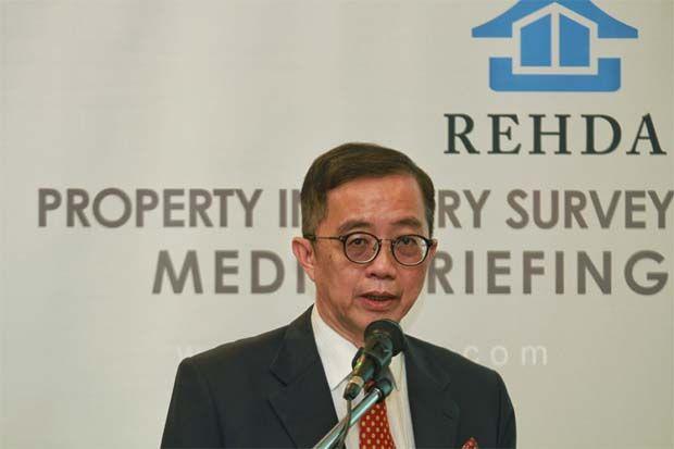 Rehda president Datuk Soam Heng Choon