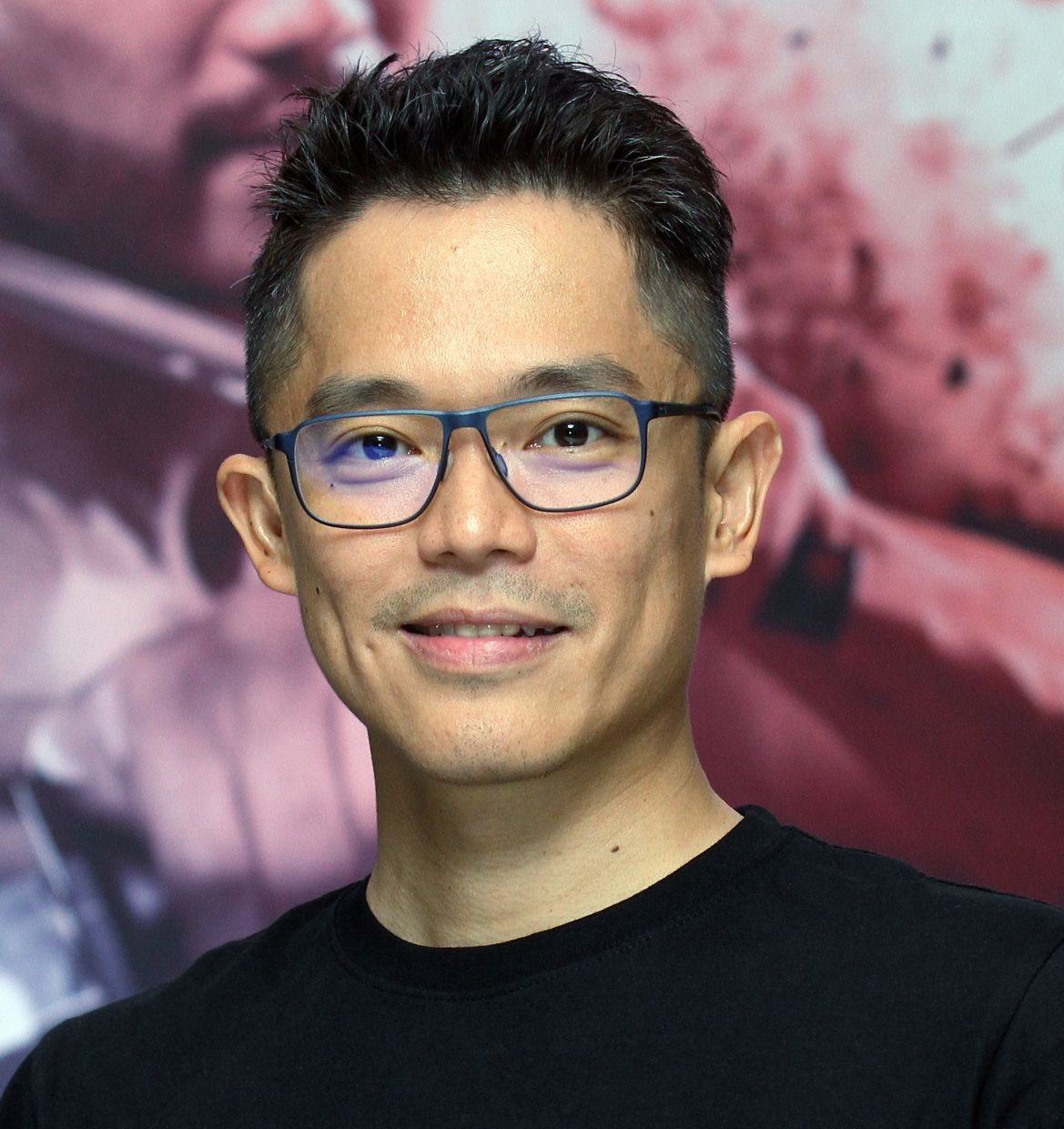 Adrian Teh asked actor Hairul Azreen to put on some weight for the role. Photo: Azlina Abdullah/The Star