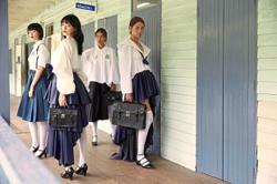 'Rule breaker' uniforms challenge tradition