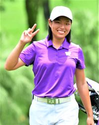 Winnie sets sights on her first PGM Tour crown