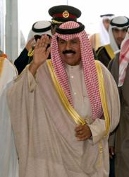 Kuwait's new emir is Crown Prince Sheikh Nawaf, says cabinet