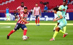 Suarez brings Atletico leadership, Costa character says Simeone