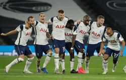 Spurs edge Chelsea in League Cup shootout