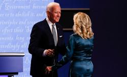 Biden campaign raises its biggest hourly sum as first debate ends