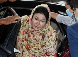 Rosmah's money laundering, tax evasion trial to start after her graft case ends