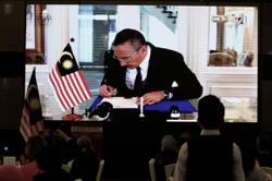 M'sia becomes 46th country to ratify nuclear weapons disarmament treaty