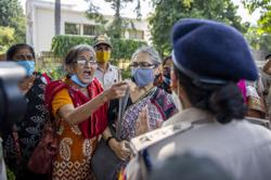 Rape and killing of woman in India draws outrage