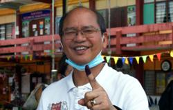 We'll be good opposition in Sabah, says Upko's Tangau