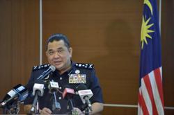 Crime index down since 2009 due to effective enforcement, says Bukit Aman