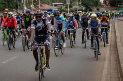 Pandemic pushes forward new generation of African cyclists