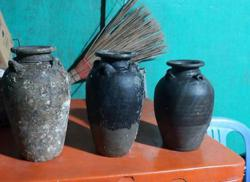 Cambodian man arrested with almost 300 centuries-old jars