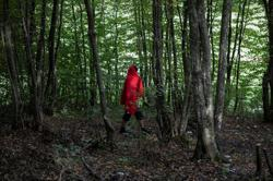 Migrants hoping to reach EU stranded in Bosnian woods as cold sets in