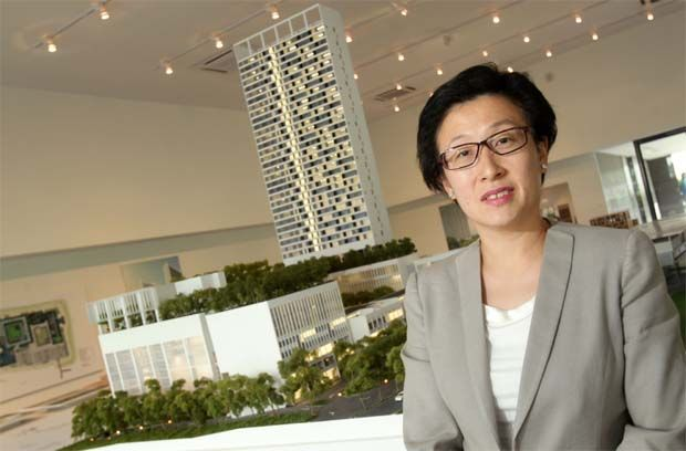 Managing director Teh Lip Kim (pic) said it would launch Myra, a project in Singapore which has an estimated GDV of S$150mil (RM455.62mil) by year-end, and condo villas in Serdang, Selangor, with an estimated GDV of RM450mil.