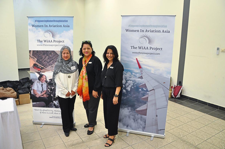 WiAA founder Katy Chahal (right). Photo: The WiAA Project