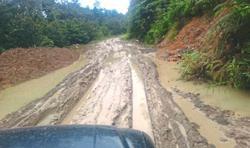 RM1.2bil to repair rural roads in Sarawak