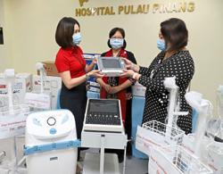 Aiding in fight against virus