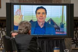 Ex-FBI Director Comey defends FBI Russia probe in Senate hearing