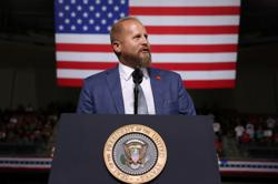 Trump senior campaign adviser Parscale steps down after arrest