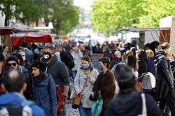 Germany's confirmed coronavirus cases rise by 2,503 to 291,722 - RKI